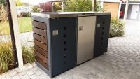 Mülltonnenboxen - Müllboxen in PREMIUM-Qualität - BRANDL